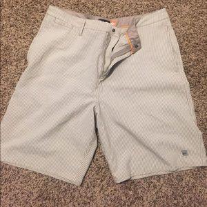 Men quicksilver shorts 36